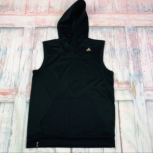 Adidas Men's Hooded Vest